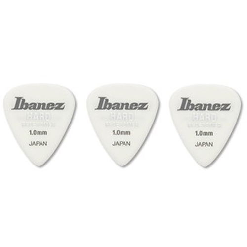 Ibanez ELASTOMER 14 FLAT PICK HARD 3er Pack