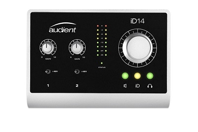 Audient iD 14 HighEnd Audio Interface