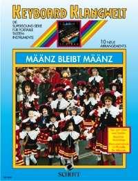 Keyboard Klangwelt - Määnz bleibt Määnz