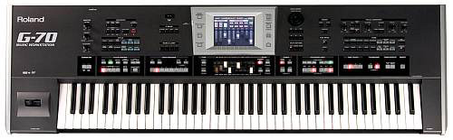 Roland G 70 Music Workstation