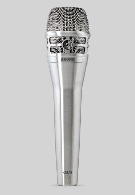 Shure KSM-8 N Mikrofon