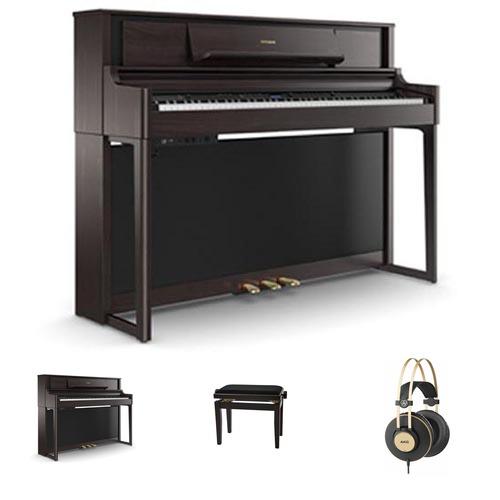 Roland LX-705 DR E-Piano Homeset /Bundle
