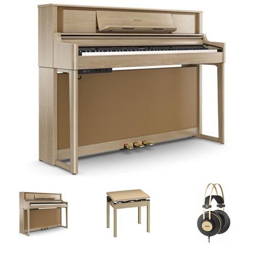 Roland LX-705 LA E-Piano Homeset / Bundle