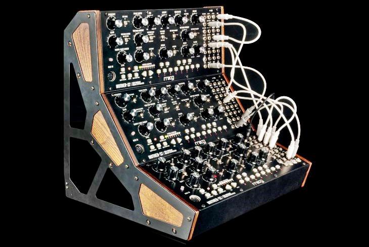 Moog Rack Kit 3 Ebenen