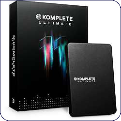 Native Instruments Komplete 11 Upgrade