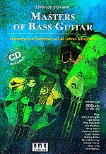 MASTERS OF BASS GUITAR - Christoph Stowasser