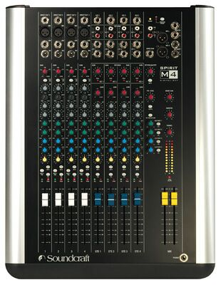 Soundcraft Spirit M4 Mischpult