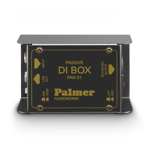 Palmer PAN-1 mono DI-Box passiv
