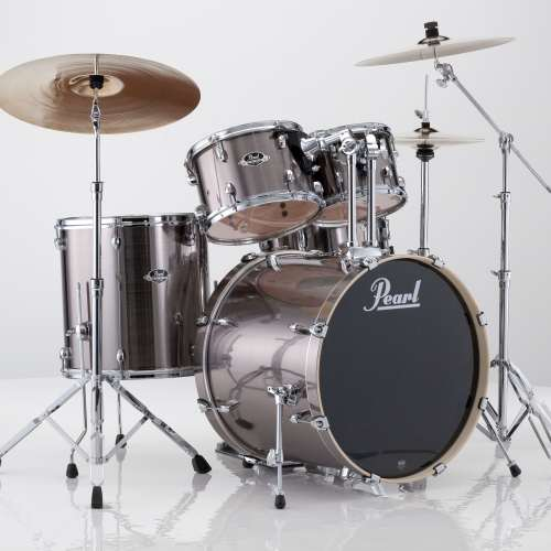 Pearl EXX705NBR/C21 Export Drumset chrome