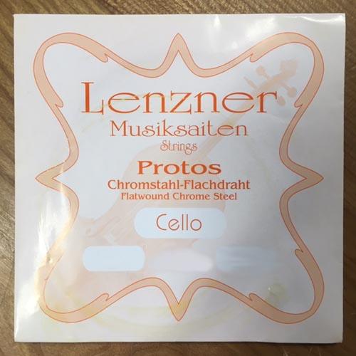 Lenzner Cello Einzelsaite Protos D 4/4 862/1211