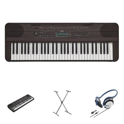Yamaha PSR-E360 DW Keyboard Starter Set