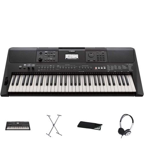 Yamaha PSR-E463 Keyboard Starter Set
