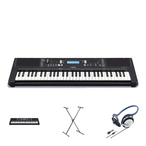 Yamaha PSR-E373 Keyboard Starter Set / Bundle