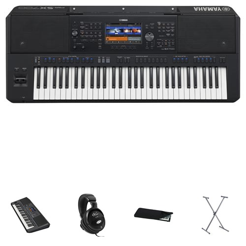Yamaha PSR-SX700 Keyboard Home Set/Bundle
