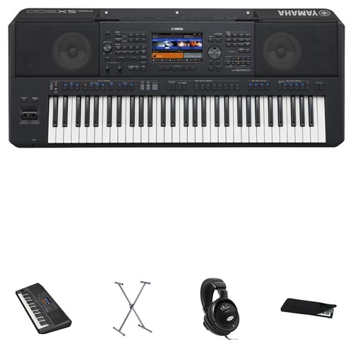 Yamaha PSR-SX900 Keyboard Home Set/Bundle
