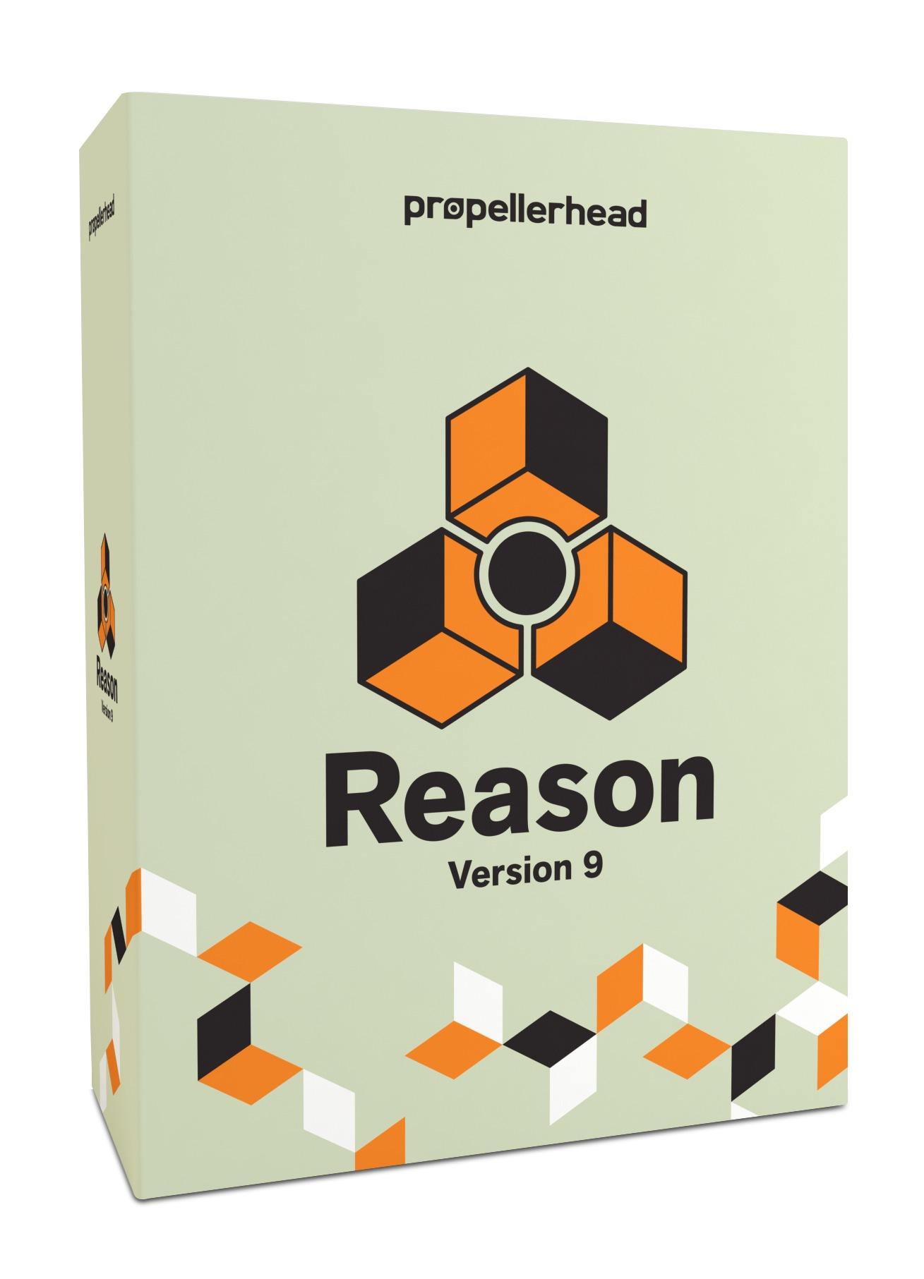 Propellerhead Reason 9