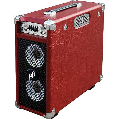 Phil Jones Briefcase Combo Red
