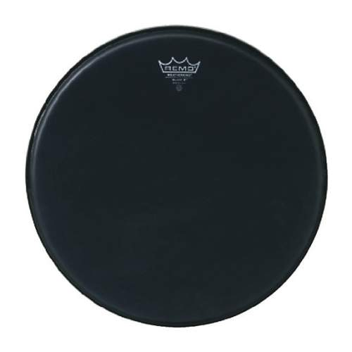 Remo Black X Snaredrum Fell 14""