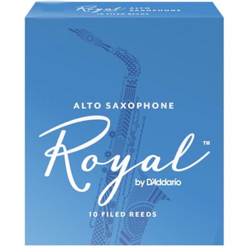RICO Royal RJB1025 Altsaxophon Blätter 2,5