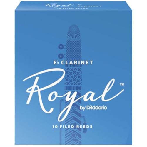 RICO Royal RCB1025 Bb-Klarinette Blätter 2,5