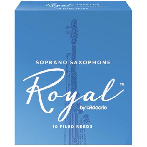 RICO Royal RIB1015 Sopransaxophon Blätter 1,5
