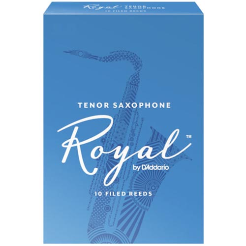 RICO Royal RKB1025 Tenorsaxophon Blätter 2,5