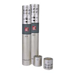 sE Electronics sE4 stereo Set Kondensatormikrofon