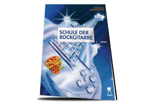 Heros Schule der Rockgitarre Bd1