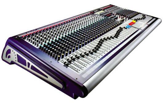 Soundcraft GB4-24 Mischpult