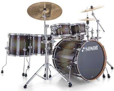 Sonor Select Force S Drive Drumset