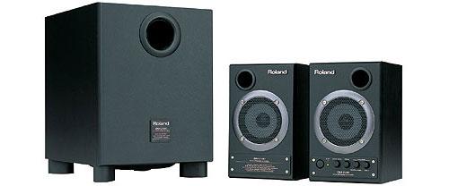 Roland DM-2100 2.1 Lautsprechersystem
