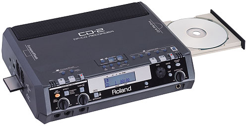 Roland CD-2 CF/CD Recorder