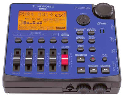 Korg Tone works PXR-4B Digital Recorder