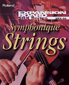 Roland SRX-04 - Symphonic Strings - Expansion-Card