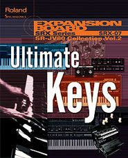 Roland SRX-07 - Ultimate Keys - Wave Expansion