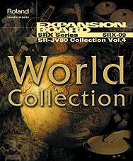 Roland SRX-09 - World Collection - Wave Expansion