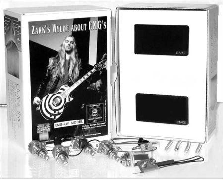 EMG Zakk Wylde SET Pro Series