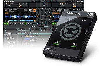 Native Instruments Traktor Audio2 MK2