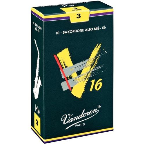 Vandoren V16 Alt-Saxophon Blatt 2,5