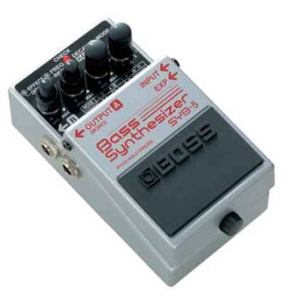 Boss SYB-5 Bass-Synth