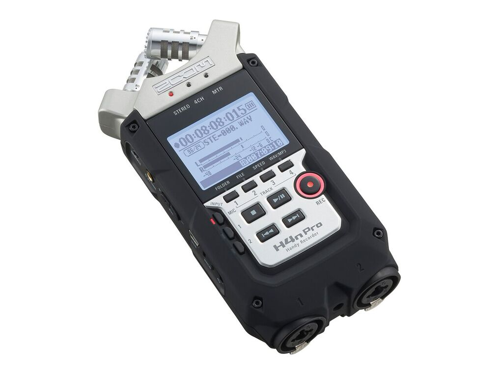 Zoom H 4n Pro Handy Recorder