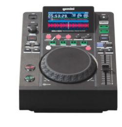 Digital Player für DJs