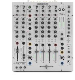DJ Mixer / 2-Kanal / 4-Kanal