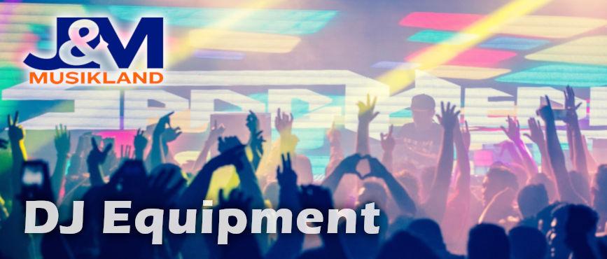 DJ Equipment / Turntables / Mixer / Zubehör / Digital Audio Player