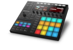 Drumcomputer im DJ Setup