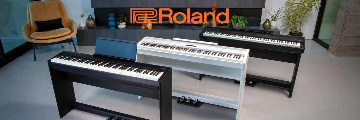 Roland e-pianos digitalpiano stagepiano