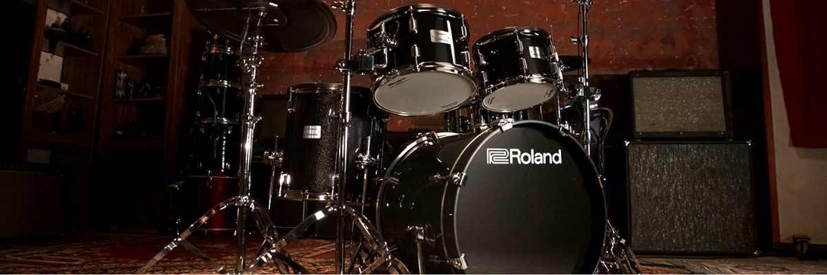 Roland V-drums e-drums schlagzeug