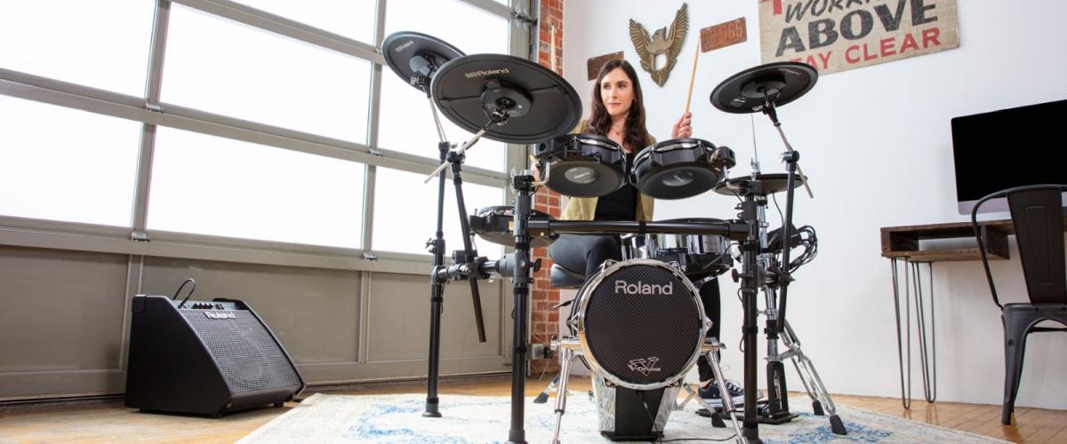Roland news neuheiten TD-50K2 TD50K2 V-Drum