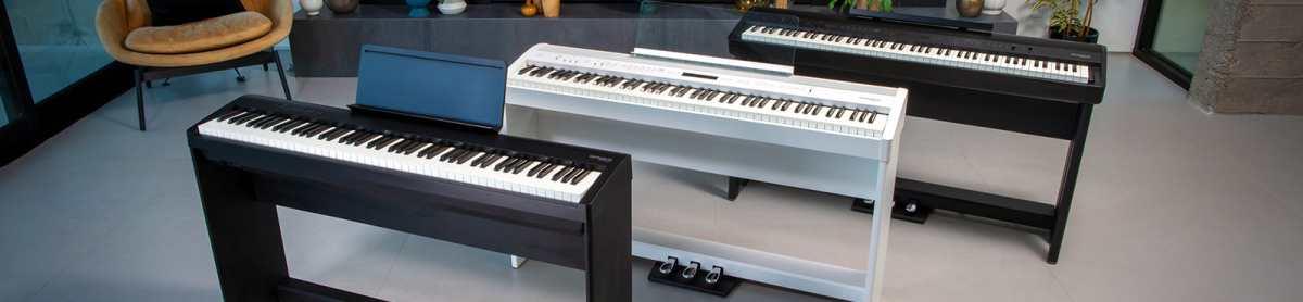 Roland News Neuheiten namm 2021 Digitalpiano Upgrade FP30x FP60x FP90x RP701