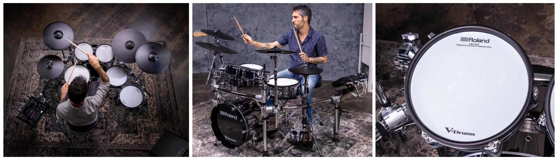 Roland TD-50KV2 new e-drum V-Drum